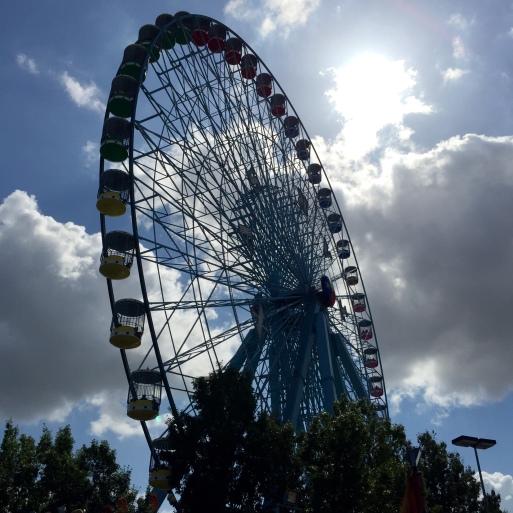 Ferris Wheel at State Fair of Texas