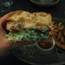 Filet-of-Fish Sandwich.