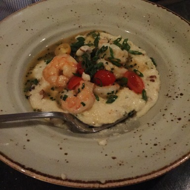 TX Shrimp and Grits