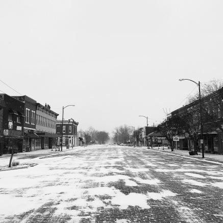 Main Street, Lindsborg, Kansas
